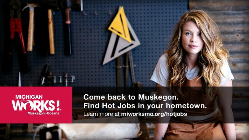 hot jobs in Muskegon