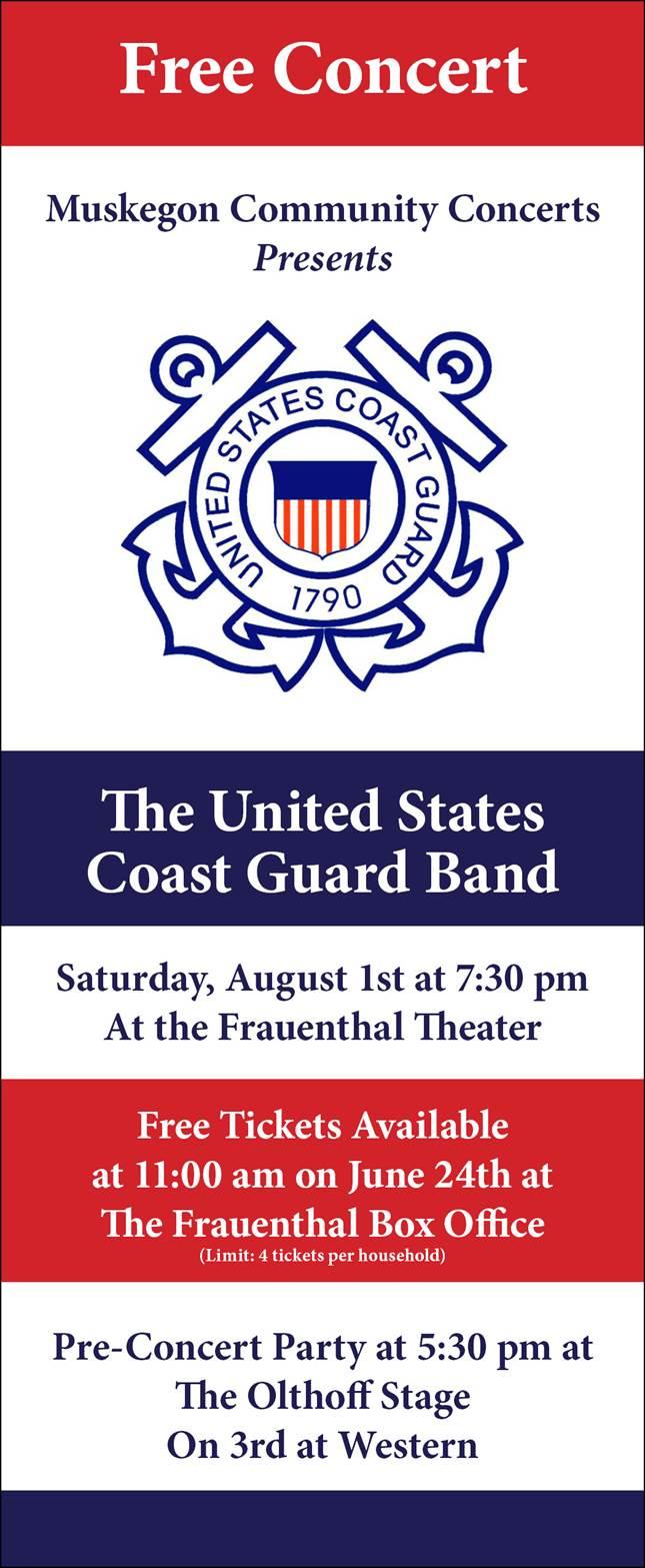 U.S. Coast Guard Band - Ceremonials - Americana