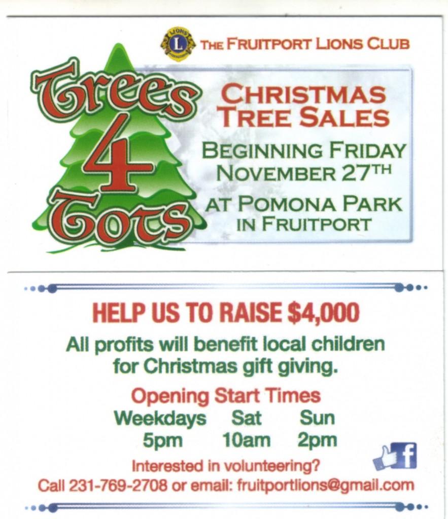Trees 4 Tots
